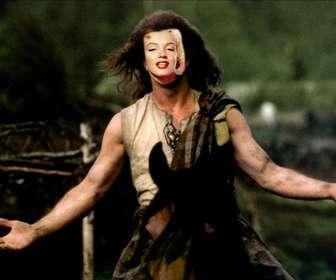 Bravehearth Fotomontage, setzen Sie Ihr Foto auf Mel Gibsons Charakter dieses berühmten Film.