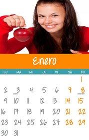 Schöpfer der Kalender eines jeden Monats und Jahres