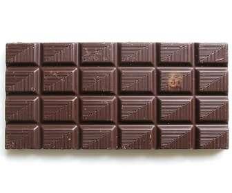 Setzen Sie Ihr Bild auf eine Tafel Schokolade zu finden ihren Freunden spielen und gestalten mit dem Text.