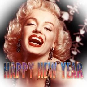 Effect HAPPY NEW YEAR Text in Ihr Foto mit einem Hipster Design setzen