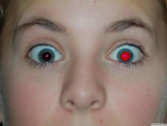 Entfernen Sie rote Augen von Ihrem Foto online.
