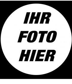 Schneiden Sie Ihr Foto im Kreis mit diesem Online-Foto-Effekt