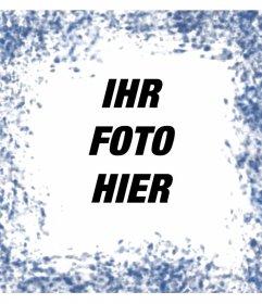 Blaue Flecken um Ihre Fotos mit diesem Foto-Effekt