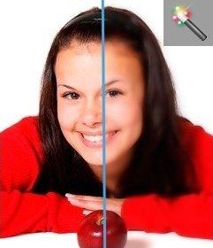 Reinigen Sie Ihre Fotos online von Lärm mit diesem Filter für Fotos