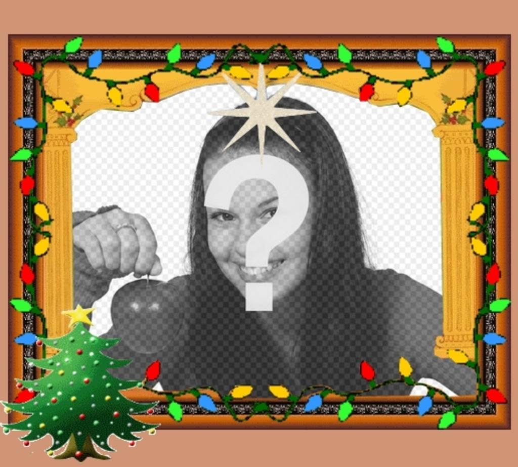Weihnachtskarten mit lichtern animiert photoeffekte - Weihnachtskarten erstellen ...