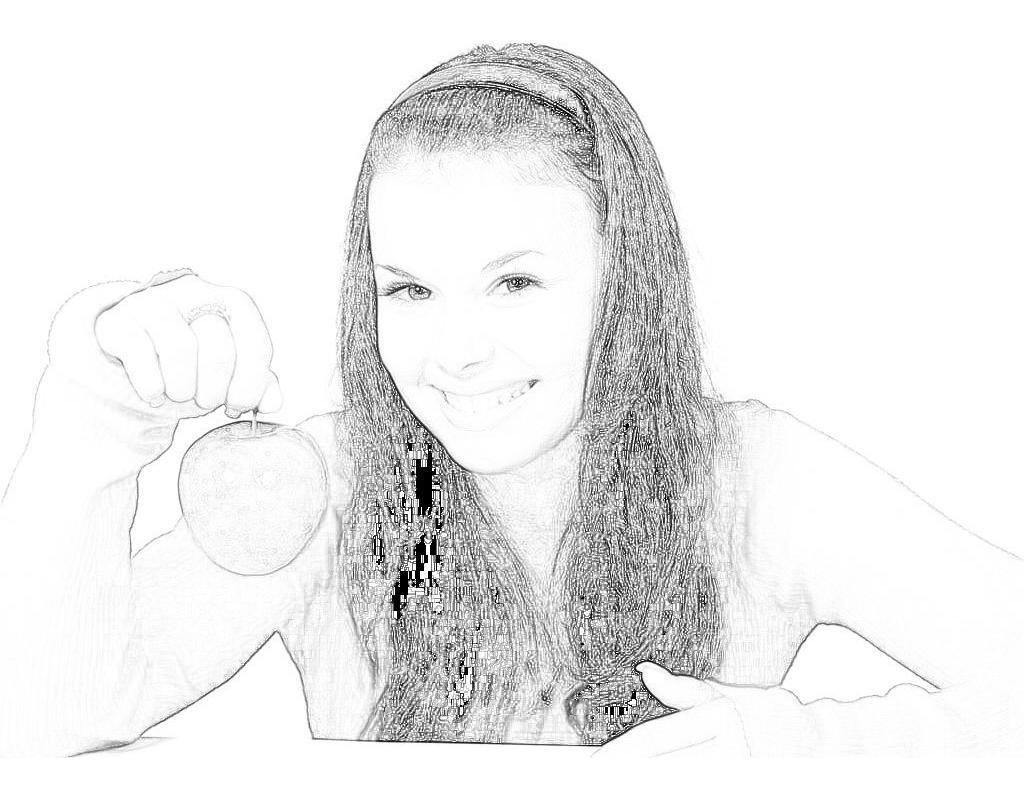 Online Bleistiftzeichnungseffekt zum Konvertieren Ihrer Fotos ...