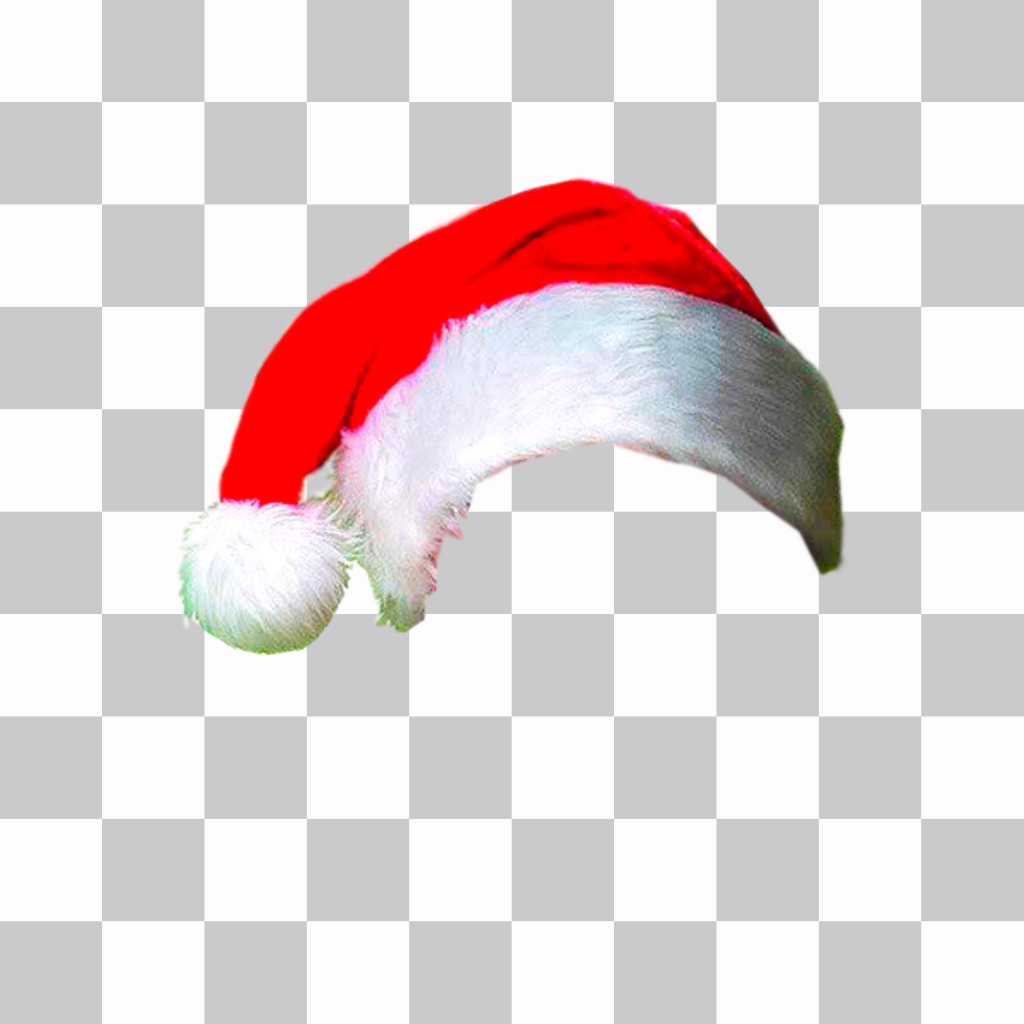 fotomontage um einen weihnachtshut in ihr online foto zu. Black Bedroom Furniture Sets. Home Design Ideas