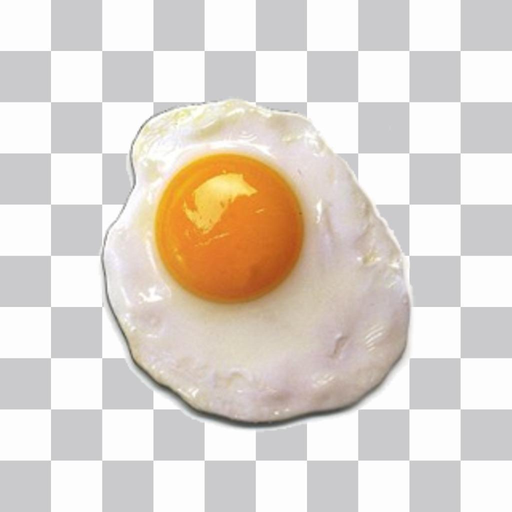 Fried Aufkleber auf Ihre Bilder ohne die Notwendigkeit zu setzen jede Software Ei zum Download bereit