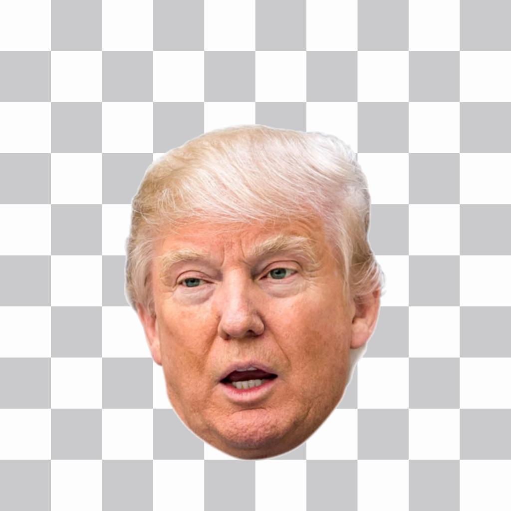 Tauschen Sie Ihr Gesicht mit Donald Trump, ohne etwas herunterladen zu müssen