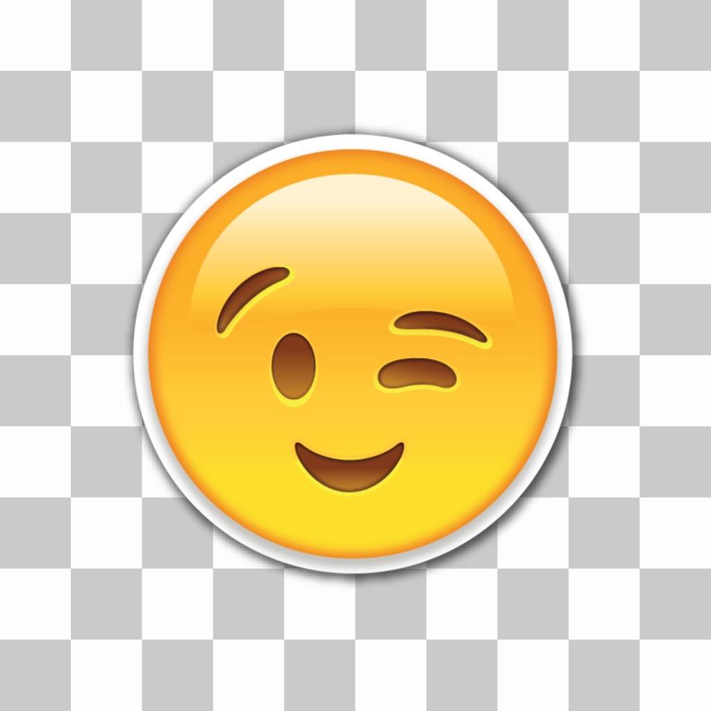 Smiley zum einfügen